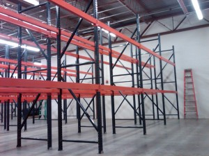 Pallet Racking Removal - Almaville, TN