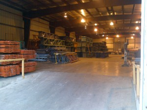 We Buy Used Racking - Almaville, TN