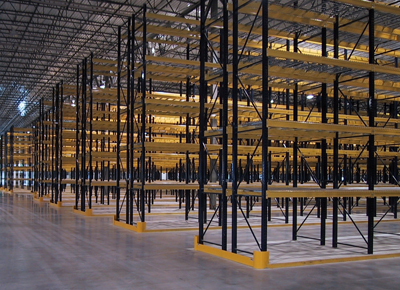 Shelbyville, TN Used Pallet Rack Verticals